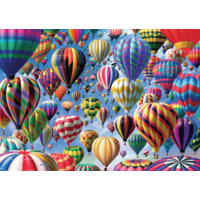 thumb-Balloons - 500 pieces - double-sided puzzle-2