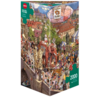 Heye Street Parade - puzzle of 2000 pieces