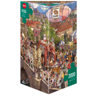 Street Parade - puzzle of 2000 pieces