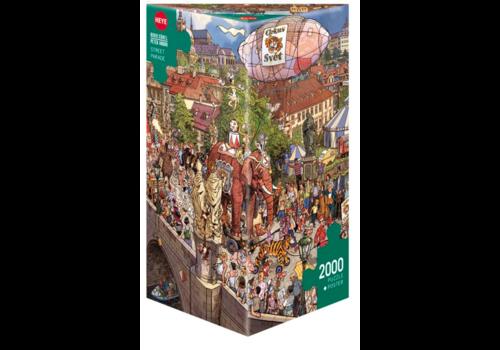 Heye Street Parade  - 2000 stukjes