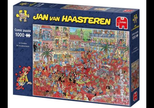 Jumbo La Tomatina - JvH - 1000 pieces