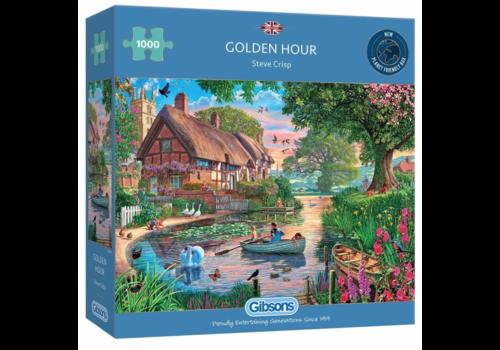 Gibsons Golden Hour - 1000 pieces