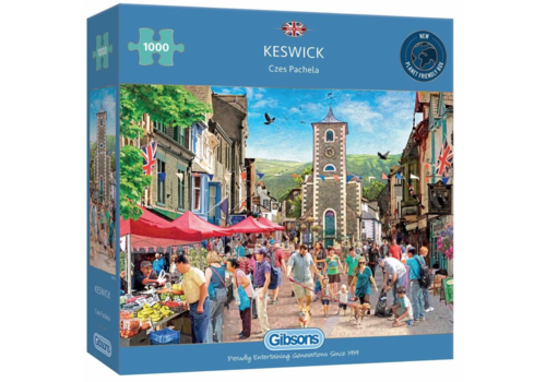 Gibsons Keswick - 1000 pieces