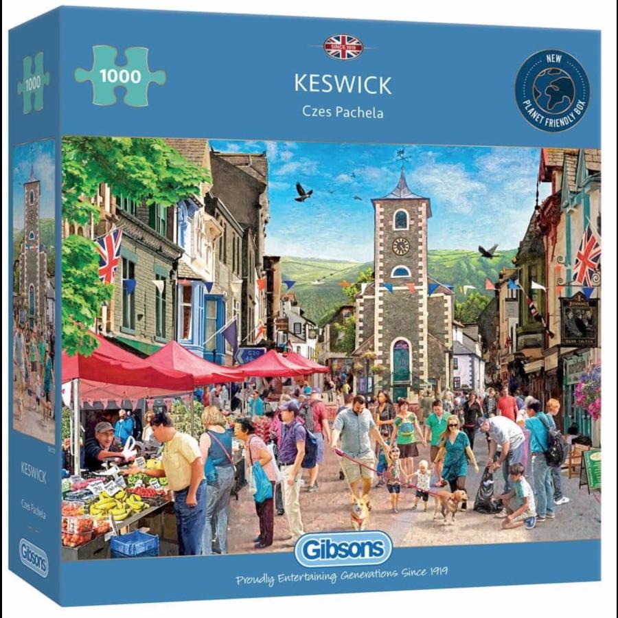 Keswick - puzzel van 1000 stukjes-1