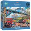 Gibsons Newcastle - puzzel van 1000 stukjes