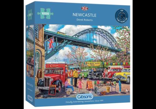 Gibsons Newcastle - 1000 stukjes