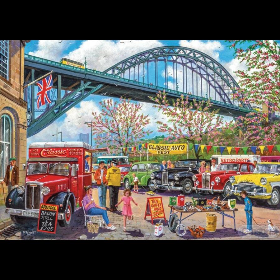 Newcastle - puzzel van 1000 stukjes-2