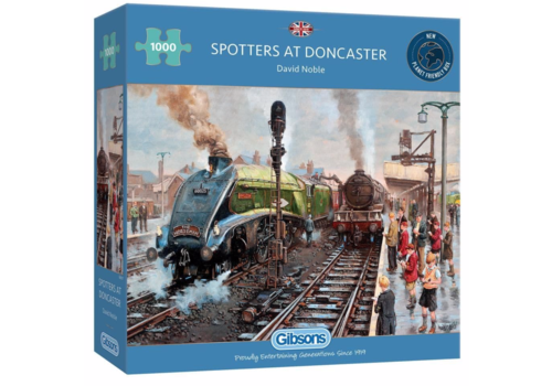 Gibsons Spotters at Doncaster - 1000 pièces