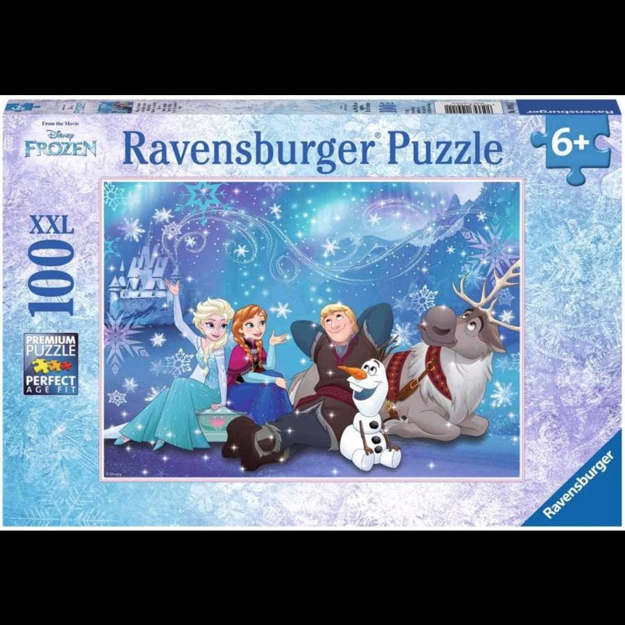 Disney Frozen - puzzel van 100 stukjes-1