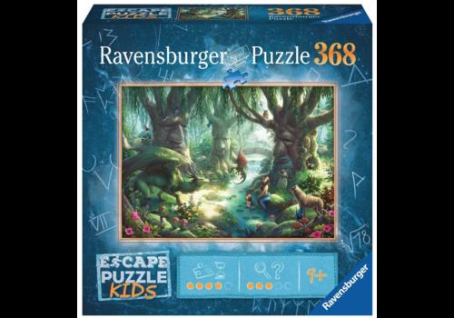 Ravensburger Escape Puzzle: The Magic Forest - 368 pieces