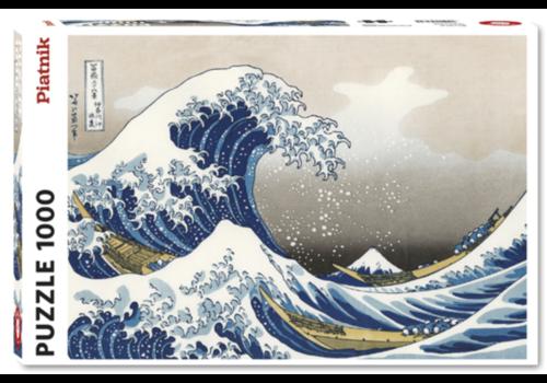 Piatnik The Great Wave Off Kanagawar - 1000 pièces