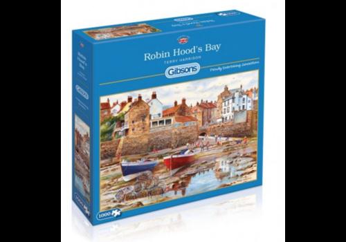 Gibsons Robin Hood's Bay - 1000 stukjes