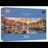Gibsons Sails at Sunset - 2 puzzles de 500 pièces
