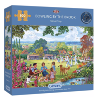 thumb-Bowling en Picknick - puzzel van 500  stukjes-1