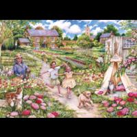 thumb-Herinneringen uit de kindertijd - puzzel van 500  stukjes-2