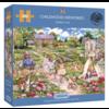 Gibsons Herinneringen uit de kindertijd - puzzel van 500  stukjes
