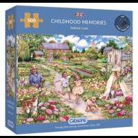 thumb-Herinneringen uit de kindertijd - puzzel van 500  stukjes-1