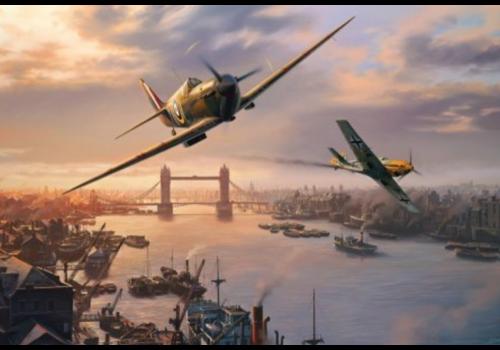 Gibsons Spitfire Skirmish - 500 stukjes