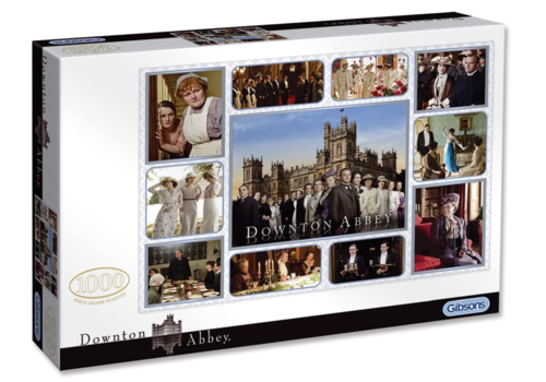 Gibsons Downton Abbey - 1000 stukjes