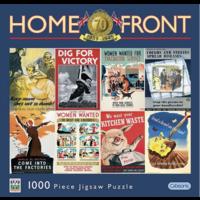 Homefront - puzzel van 1000 stukjes