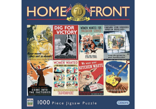 Gibsons Homefront - 1000 pièces
