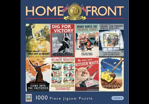 Gibsons Homefront - 1000 stukjes