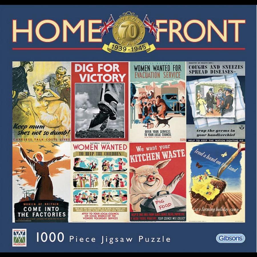 Homefront - puzzel van 1000 stukjes-1