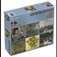 thumb-Impressionisten - legpuzzel van 1000 stukjes-1