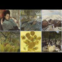 thumb-Impressionisten - legpuzzel van 1000 stukjes-2