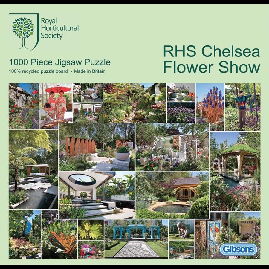 Flower Show  - puzzle de 1000 pièces-1