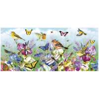 thumb-Butterflies & Blooms - puzzel van 636 stukjes-2