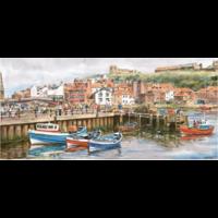 Whitby Harbour - puzzel van 636 stukjes