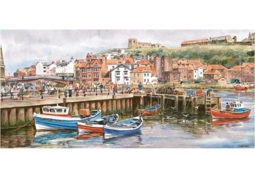 Gibsons Whitby Harbour - 636 pieces