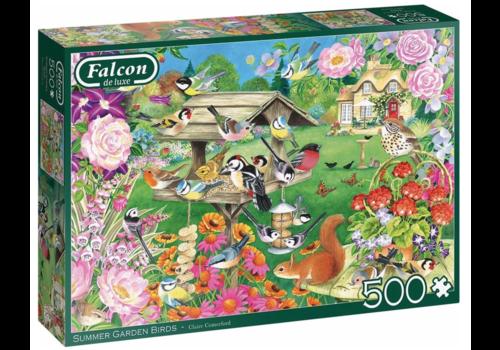 Falcon Oiseaux du jardin d'été - 500 pièces