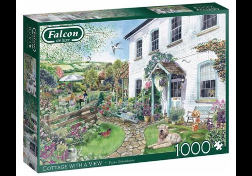 Falcon Cottage met uitzicht  - 1000 stukjes
