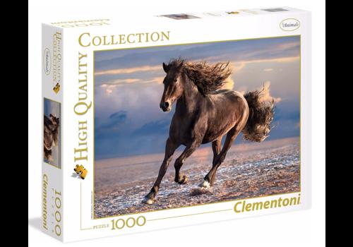 Clementoni Wild Paard - 1000 stukjes