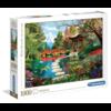 Clementoni Japanse tuin - puzzel van 1000 stukjes