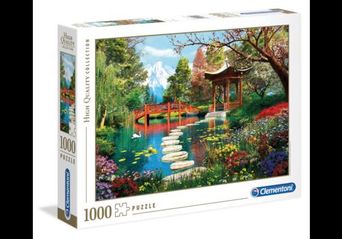 Clementoni Fuji Garden - 1000 pieces