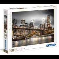 thumb-Skyline van New York - puzzel van 1000 stukjes-1