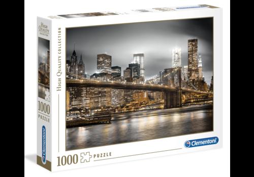 Clementoni New York Skyline - 1000 pieces