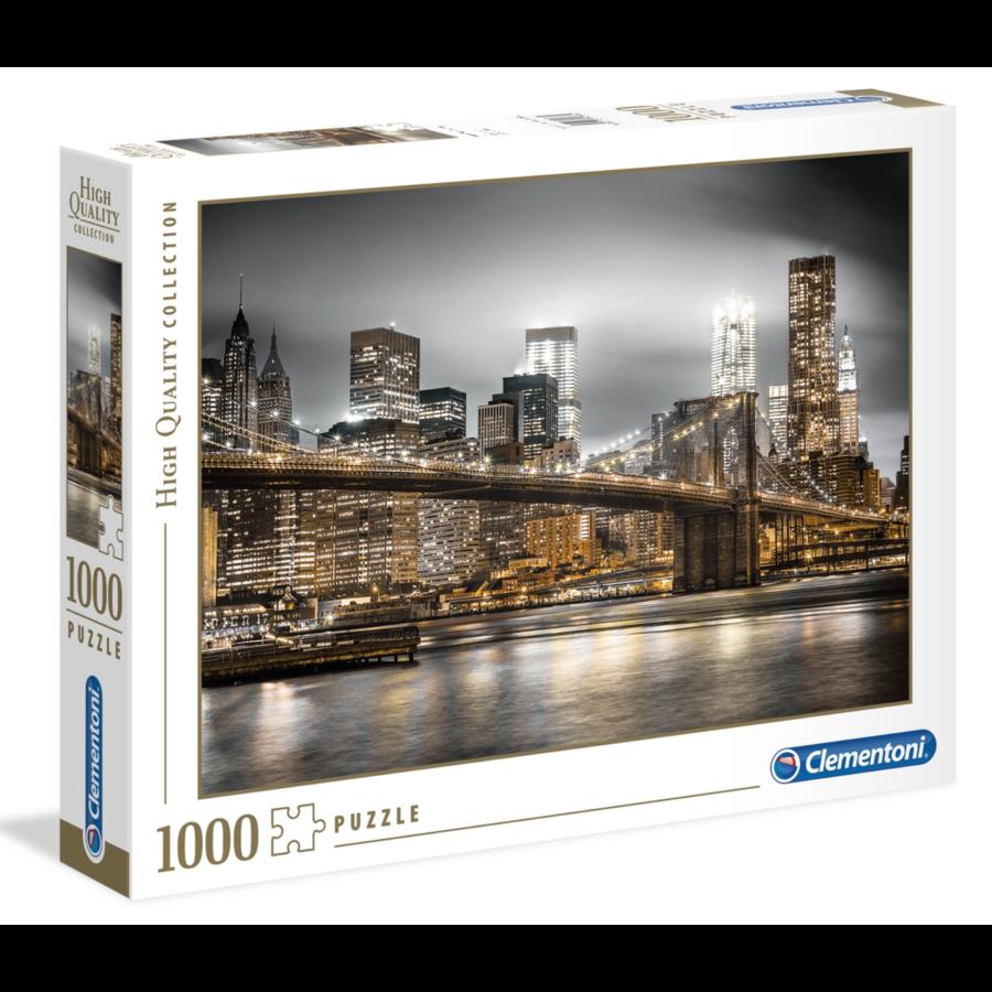 L'horizon de New York - puzzle de 1000 pièces-1
