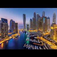 thumb-Dubai - puzzel van 1000 stukjes-1