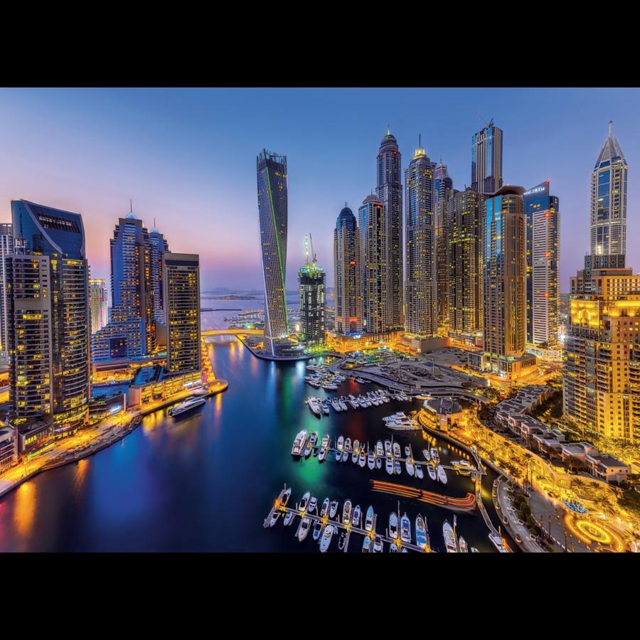 Dubai - puzzel van 1000 stukjes-1