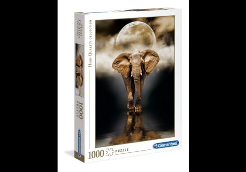 Clementoni Olifant - 1000 pièces