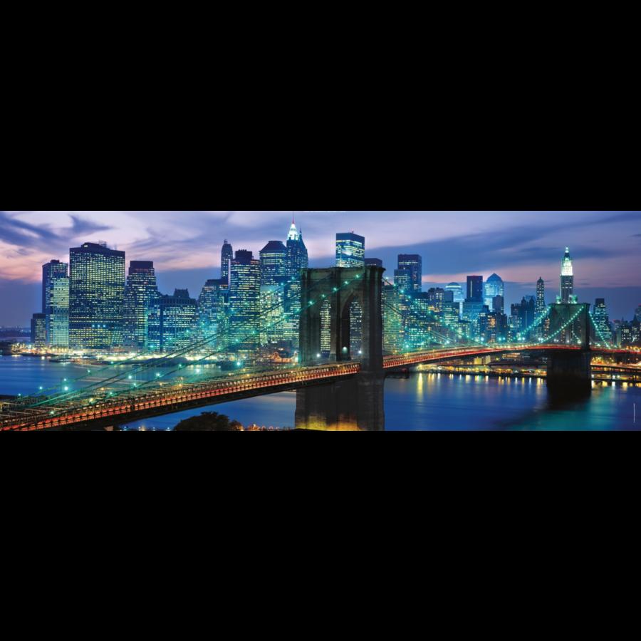 Brooklyn Bride - New York - 1000 pièces-1