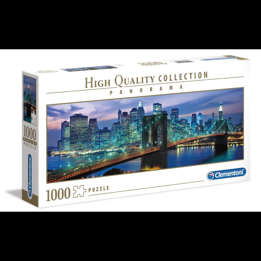 Brooklyn Bride - New York - 1000 pièces-2