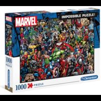 thumb-Marvel - puzzle de 1000 pièces-2