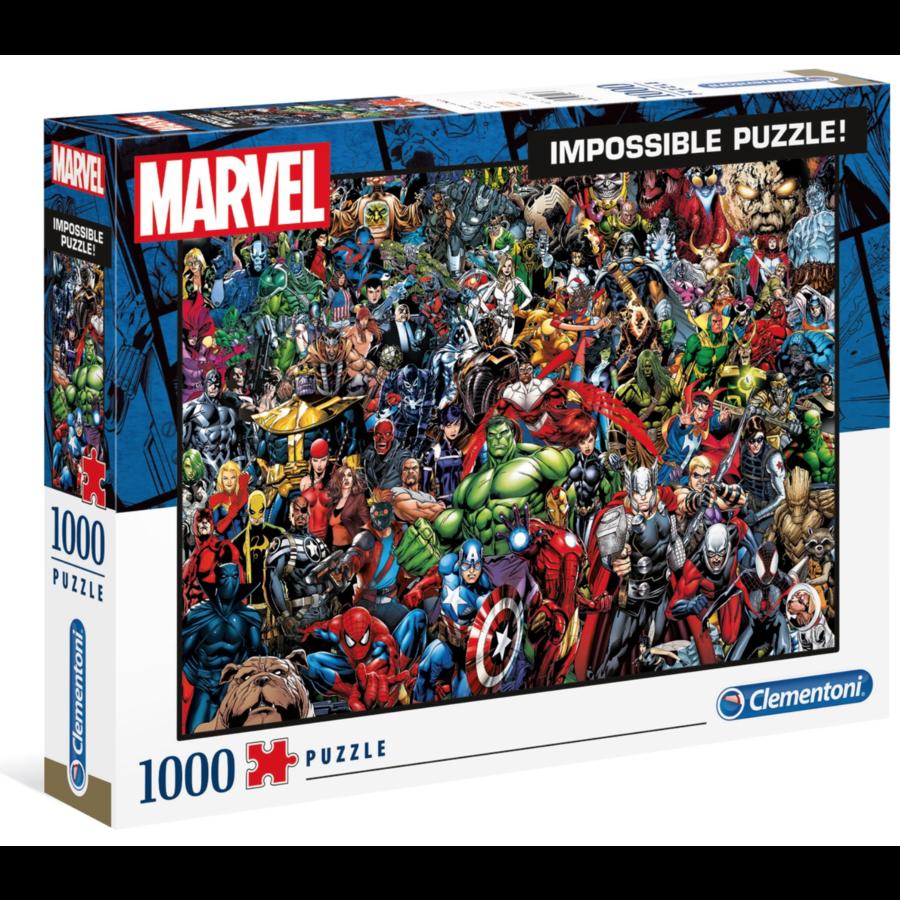 Marvel - puzzle de 1000 pièces-2