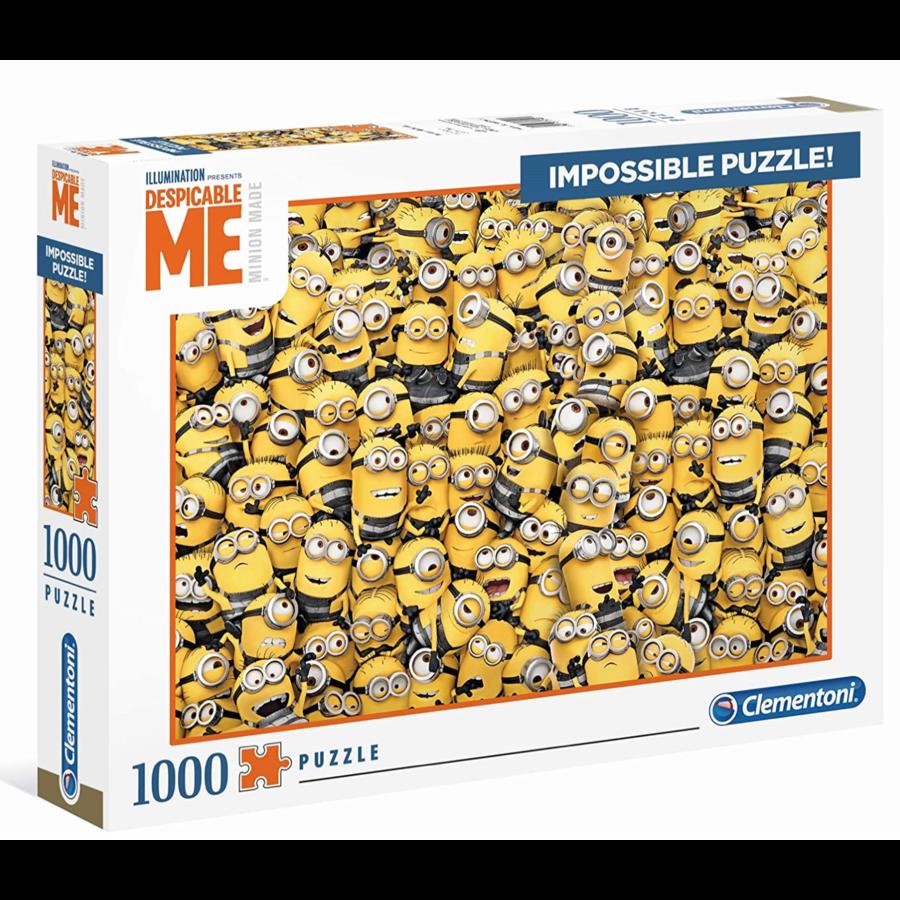 Minions - puzzel van 1000 stukjes-2