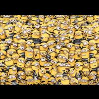 thumb-Minions - puzzel van 1000 stukjes-1